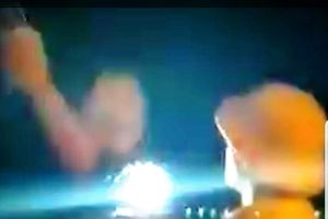 CSGT rọi đèn pin về người quay phim bị đình chỉ công tác