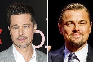 Leonardo DiCaprio, Brad Pitt cùng đóng phim mới của Quentin Tarantino