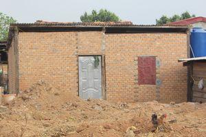Hiệu trưởng xây nhà trái phép trên đất công
