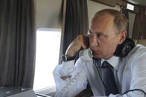 Tổng thống Nga không sử dụng điện thoại di động