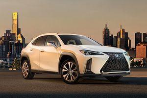 Lexus UX 2019 - crossover nhỏ gọn dành cho thành thị