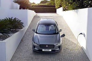 Jaguar ra mắt ôtô điện i-Pace đầu tiên giá 1,98 tỷ đồng