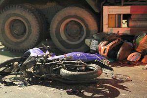 Nhân chứng vụ xe ben tông hàng loạt xe máy: 'Cảnh tượng lúc đó thật kinh khủng'