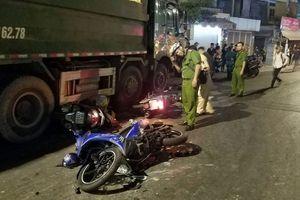 Vụ xe ben tông hàng loạt xe máy ở Sài Gòn: Tài xế ra trình diện
