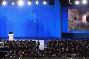 Loạt siêu vũ khí mới của Nga ông Putin 'khoe' khi đọc Thông điệp Liên bang