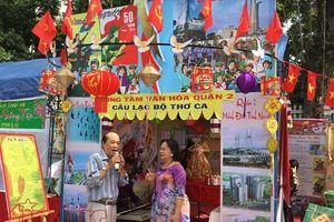Ngày thơ Việt Nam tôn vinh, tri ân những người cầm bút trưởng thành trong chiến tranh