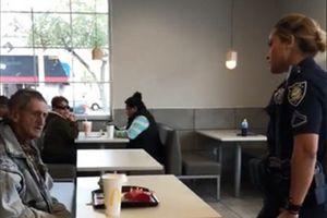 McDonald hứng 'bão' chỉ trích vì cách đối xử với người vô gia cư