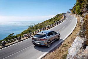 Jaguar ra mắt mẫu xe 'không khí thải' đầu tiên I-PACE