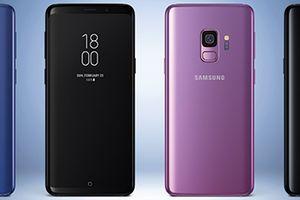 Có gì trong bộ đôi điện thoại Samsung Galaxy S9/S9 Plus?