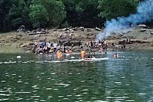 Học sinh lớp 5 đuối nước ở hồ Hố Lau