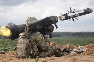 Mỹ công khai thỏa thuận bán tên lửa chống tăng Javelin cho Ukraine