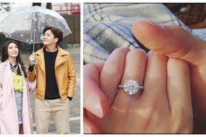 Ngô Kiến Huy lên tiếng trước thông tin cầu hôn, chuẩn bị đám cưới với Khổng Tú Quỳnh