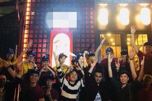 Seungri (Big Bang) bất ngờ có mặt tại Hà Nội nhân dịp nhà hàng của anh sắp khai trương