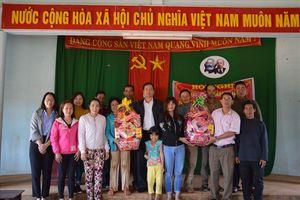 Ngành điện Đắk Nông tích cực tham gia hoạt động an sinh xã hội