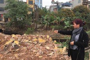 Người dân tố Chủ tịch xã Thanh Liệt di rời mộ liệt sĩ không thông báo cho thân nhân