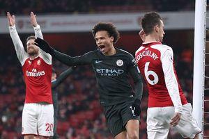Leroy Sane: Nguồn cảm hứng giúp Man City vùi dập Arsenal