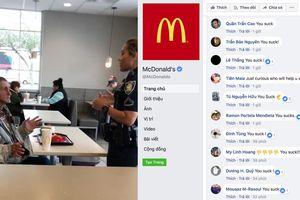 Đuổi người đàn ông vô gia cư khỏi cửa hàng, McDonald's đồng loạt bị đánh giá 1 sao cùng nhiều bình luận gay gắt