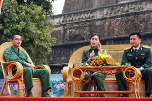 Tân binh Hà Nội hào hứng trước ngày nhập ngũ
