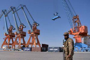 Bất thường cảng Trung Quốc ở Pakistan