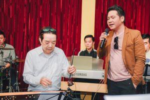 Nghệ sĩ Phạm Đức Thành: 'Chỉ tôi mới rủ được Trọng Tấn - Quang Lê hát chung'