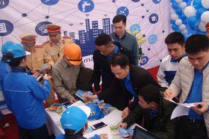 VNPT giới thiệu giải pháp thành phố thông minh tại ngày hội Tuổi trẻ tỉnh Quảng Ninh