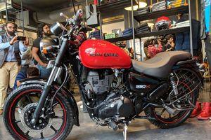 Hai mẫu naked-bike Royal Enfield 'sang chảnh' được ra mắt, giá khởi điểm từ 54 triệu đồng