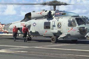 Tàu sân bay và 6.000 thủy thủ Mỹ sắp vào Việt Nam