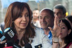 Cựu Tổng thống Argentina sẽ phải hầu tòa với cáo buộc tham nhũng