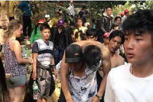 Nam thanh niên trượt chân ngã tử vong tại lễ hội thác Pongour