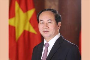 Chủ tịch Nước Trần Đại Quang bắt đầu thăm cấp Nhà nước tới Ấn Độ
