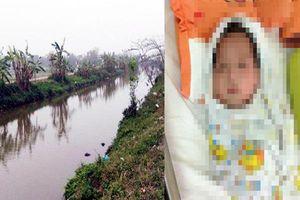 Hà Nam: Thương tâm phát hiện thi thể trẻ sơ sinh không mặc quần áo nổi trên mương nước