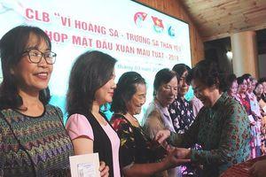 CLB Vì Hoàng Sa - Trường Sa thân yêu đón nhiều hội viên
