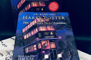 Sách về Facebook, 'Harry Potter' bản màu đổ bộ Tháng 3 sách Trẻ
