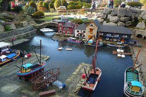 Bên trong ngôi làng cổ đặc biệt nhất ở Anh có gì?