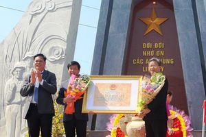 Phú Yên đón nhận bằng di tích lịch sử quốc gia địa điểm Tổng tiến công xuân Mậu Thân