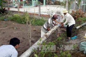 Thành phố Buôn Ma Thuột sớm chấm dứt tình trạng thiếu nước sinh hoạt vào mùa khô