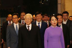 Hoạt động nổi bật của lãnh đạo Đảng và Nhà nước trong tuần qua