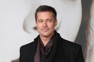 Brad Pitt tái xuất