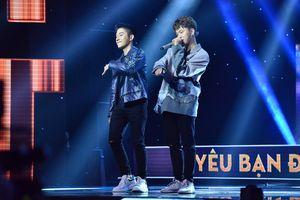Ca khúc về đội tuyển U23 VN gây chú ý trong Sing My Song mùa 2