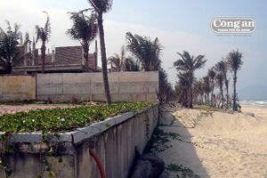 Đà Nẵng: Vẫn nóng tình trạng xây dựng trái phép