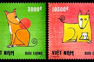Gặp gỡ họa sĩ Phạm Hà Hải - người vẽ tem Tết Mậu Tuất