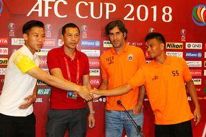2 tuyển thủ U.23 Việt Nam được đối thủ tại AFC Cup ngưỡng mộ