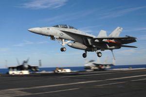 Các chiến cơ làm nên sức mạnh của tàu sân bay Mỹ