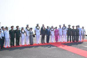 Chi tiết hoạt động của sỹ quan, thủy thủ tàu sân bay Mỹ tại Đà Nẵng