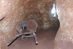 Kon Tum: Cái kết cho nhóm đào hầm, khai thác vàng trái phép