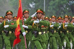 Lực lượng CAND thực hiện Sáu điều Bác Hồ dạy và Lời kêu gọi thi đua ái quốc của Chủ tịch Hồ Chí Minh
