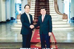 Doanh nghiệp Nhật Bản tìm kiếm cơ hội tại TPHCM