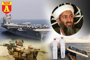 Điều ít biết về nhiệm vụ thủy táng trùm khủng bố Binladen của tàu sân bay USS Carl Vinson đang thăm Việt Nam