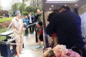 Cái kết 'cười ra nước mắt' từ những trò đùa phản cảm trong lễ cưới ở Trung Quốc