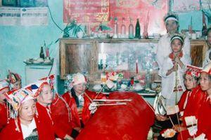 Độc đáo lễ quạt ma của người Mường Bi ở Hòa Bình